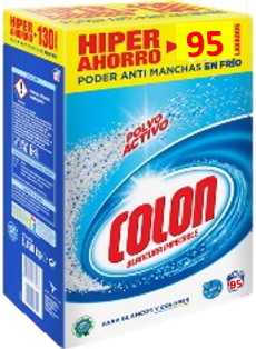 COLON 95 CACITOS
