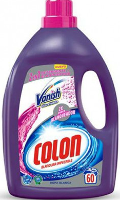 COLON CON VANISH 60 DOSIS