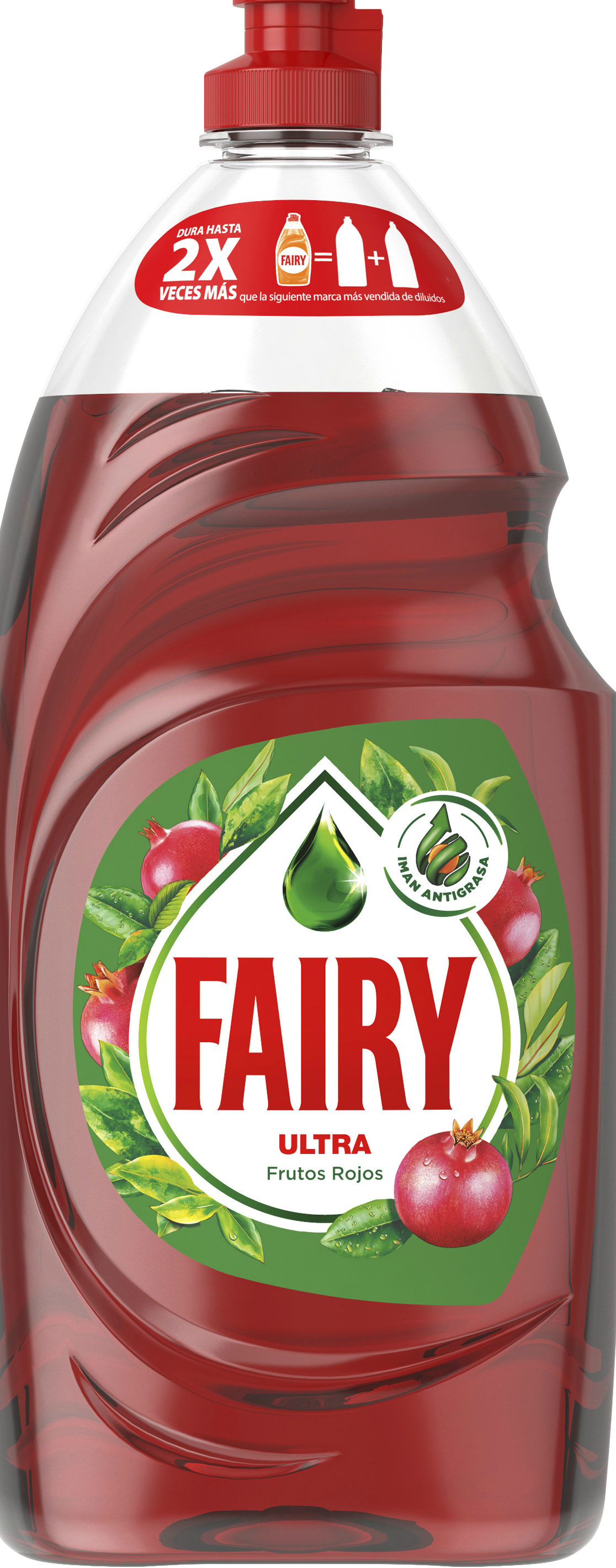 FAIRY 820ML ULTRA VERMELHOS LAVAVAJILLAS