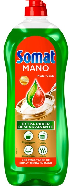 SOMAT LAVAVAJILLAS 650ML
