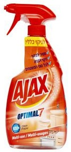 AJAX OPTIMAL 7 MULTI-USE SPRAY