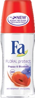 FA DEO ROLL-ON 50ML FLORAL PROTECT