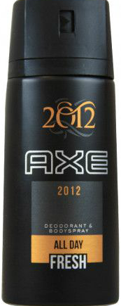 AXE 150ML 2012 EU OLD