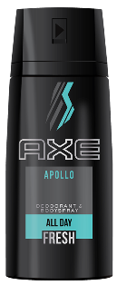 AXE 150ML APOLLO ES NEW
