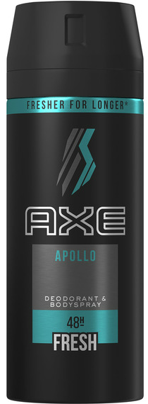 AXE 150ML APOLLO EU NEW