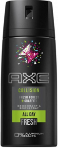 AXE 150ML COLLISION EU OLD