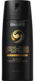 AXE 150ML GOLD  OLD