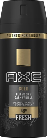 AXE 150ML GOLD MARTIN EU OLD