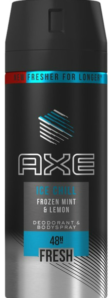 AXE 150ML ICE CHILL NEW EU