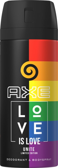 AXE 150ML IS LOVE SPAIN