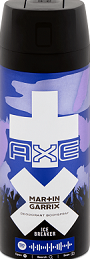 AXE 150ML MUSIC EU NEW