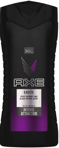 AXE GEL 400ML EXCITE