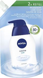 NIVEA REC JAB 500ML CREME SOFT