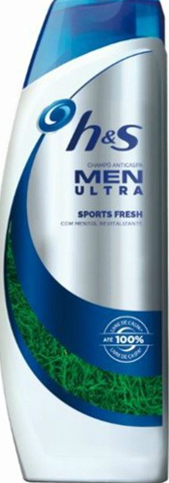 H&S 225ML MEN ULTRA SPOR FRESH