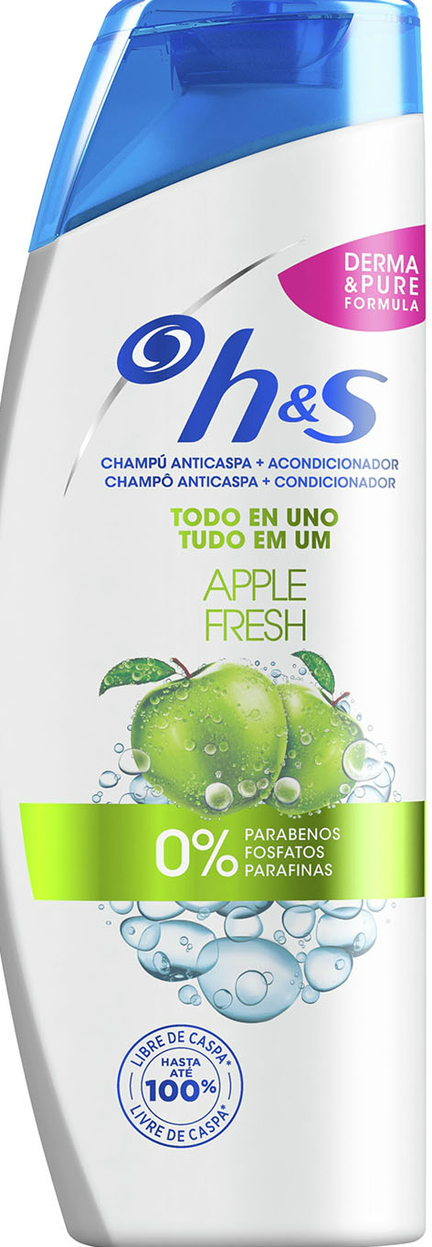 H&S 250ML APPLE FRESH