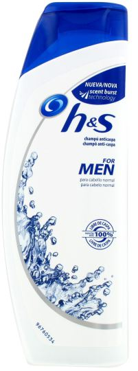H&S 270ML  FOR MEN