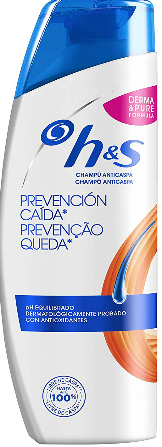H&S 270ML PREVENCION CAIDA