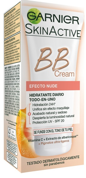 GARNIER BB CREAM NUDE