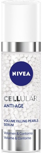 NIVEA 40ML SERUM CELULAR PEARLS SPF 30