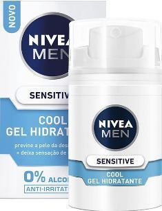 NIVEA 50ML COOL GEL HIDRATANTE