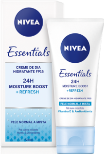 NIVEA 50ML CREMA PIEL NORMAL FP 15
