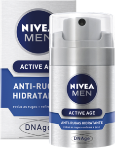 NIVEA MEN 50ML ACTIVE AGE HIDRATANTE