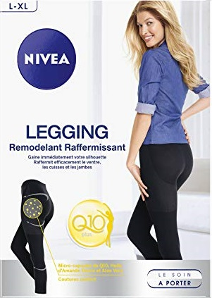 NIVEA Q10 LEGINGS REAFIRMANTE L-XL