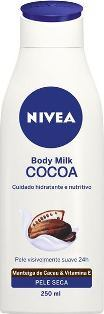 NIVEA BODY 250ML COCOA