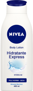NIVEA BODY 400ML EXPRESS MARINHOS