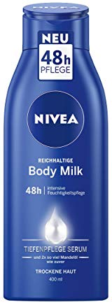 NIVEA BODY MILK PIEL RICH 400ML