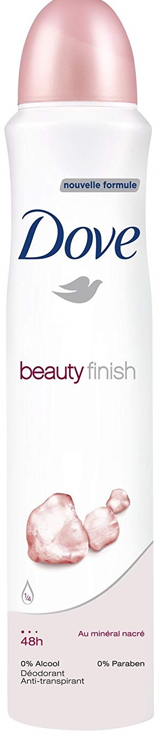DOVE DEO SPRAY 200 ML BEAUTY