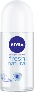 NIVEA DEO ROLL ON FRESH NATURAL 50 ML