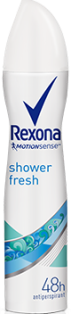 REXONA 200 ML SHOWER FRESH
