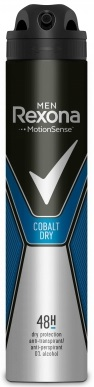 REXONA 200ML MEN COBALT