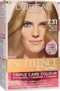 LOREAL EXCELLENCE TINTE 7/31